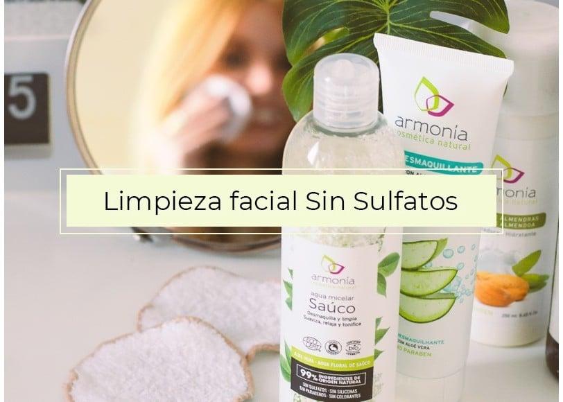 limpieza facial sin sulfatos